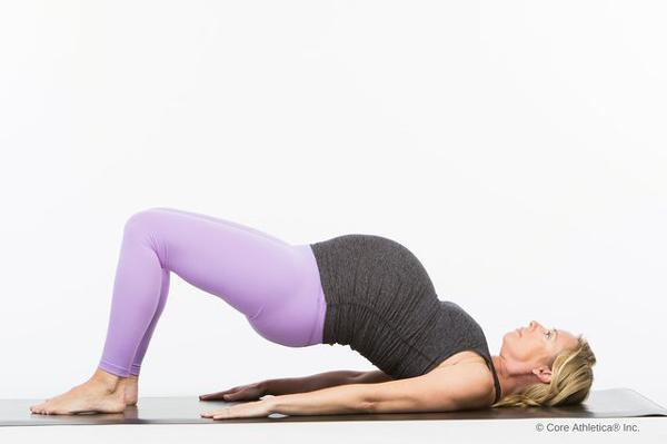 yoga cho ba bau: nhung tu the nen tap va nen tranh - 5
