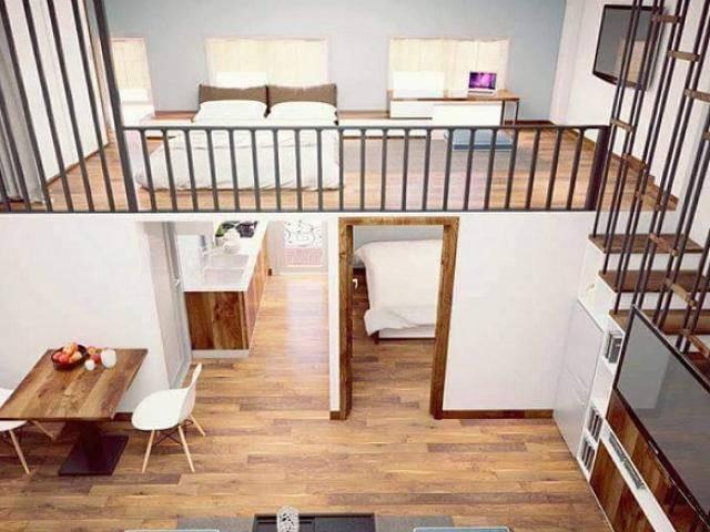 Căn hộ 2 phòng ngủ 35m² tiện nghi giá rẻ bất ngờ khiến dân tình xôn xao muốn chuyển đến