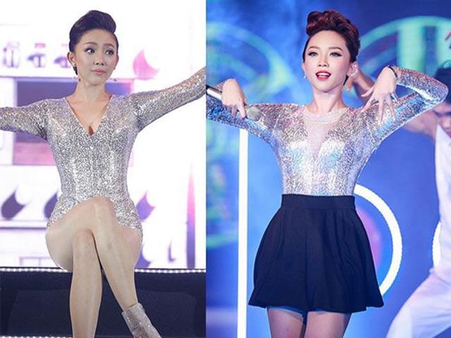 Đâu chỉ mỗi Hà Hồ, nhiều sao Việt cũng tái chế váy áo rất tiết kiệm