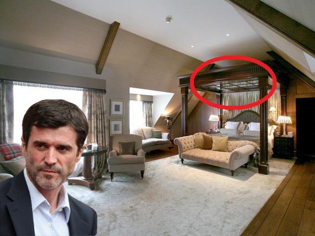 Đăng ảnh bán nhà, ngôi sao bóng đá nổi tiếng vô tình lộ bí mật động trời trong phòng ngủ