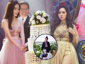 Hậu cưới 3 tỷ, Di Băng được chồng đèo xe máy ra shop lề đường nhập hàng bán nuôi con