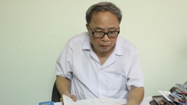 Ths.Lương y Vũ Quốc Trung