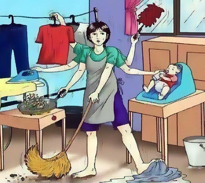 """""""Nghề khó nhất là nghề làm vợ"""", tâm thư nói hộ tiếng lòng của vô số chị em"""