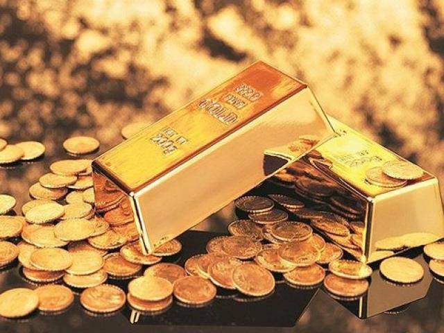Giá vàng hôm nay 4/5: Vàng trong nước quẩn quanh giá cũ, vàng thế giới bật tăng