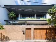 Biệt thự tràn nắng ở Sài Gòn bừng sáng trên tạp chí kiến trúc ngoại