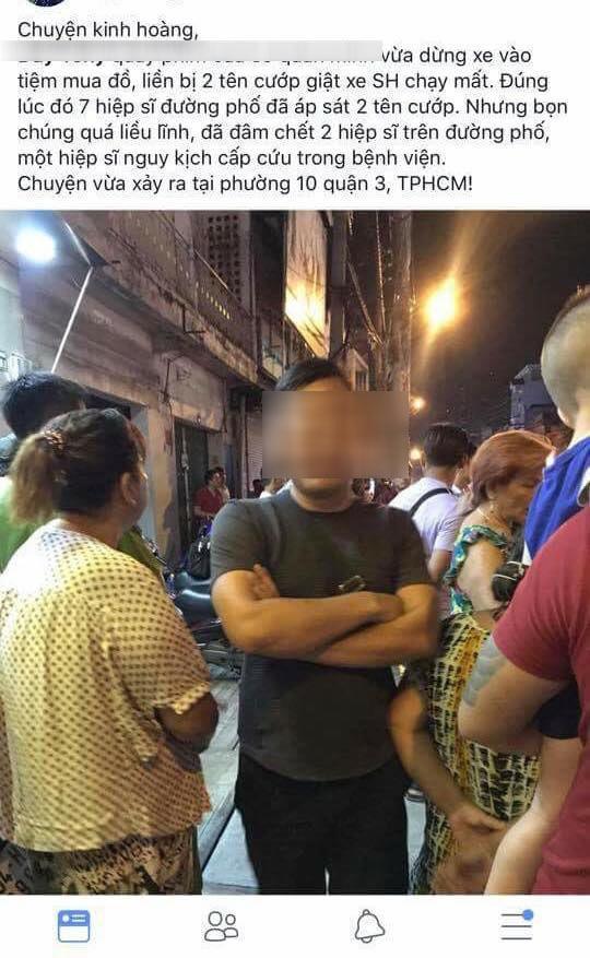 """chu xe sh len tieng khi dan mang nem da vi """"tho o"""" truoc su ra di cua hiep si - 3"""