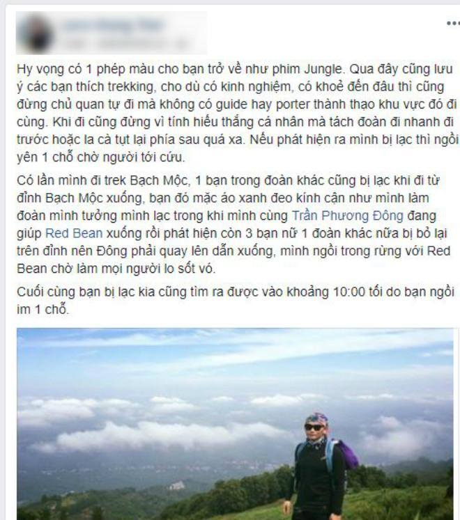 "ban be phuot thu mat tich khi leo nui ta nang: ""cau mong em du tinh tao va may man"" - 5"
