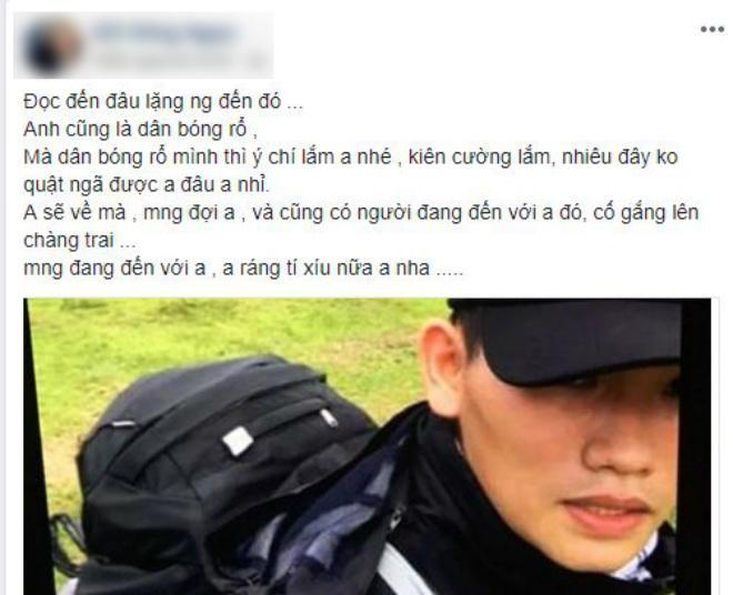 "ban be phuot thu mat tich khi leo nui ta nang: ""cau mong em du tinh tao va may man"" - 6"