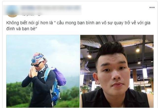 "ban be phuot thu mat tich khi leo nui ta nang: ""cau mong em du tinh tao va may man"" - 7"