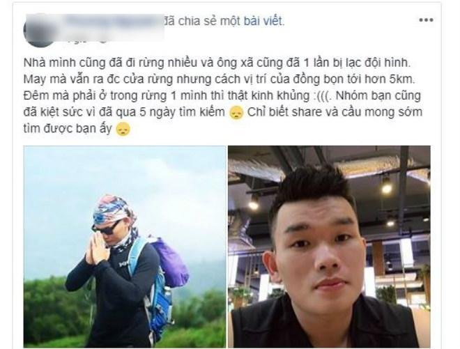 "ban be phuot thu mat tich khi leo nui ta nang: ""cau mong em du tinh tao va may man"" - 8"