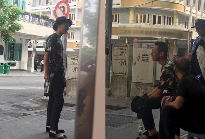 gia dinh rocker nguyen chinh thuc len tieng ve on ao cua con trai - 1