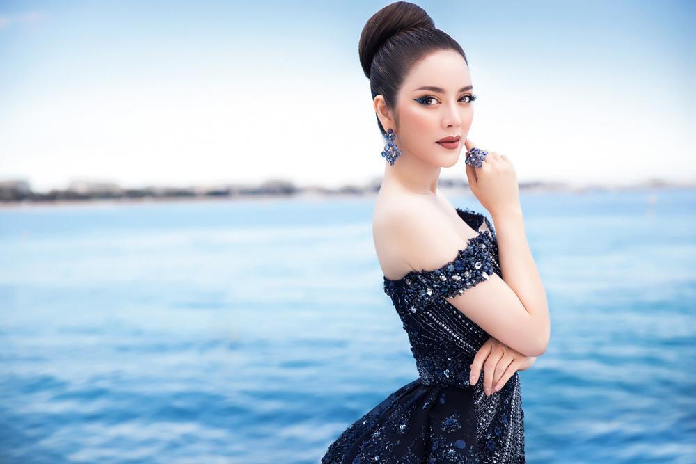 """dien vay dinh hang ngan vien pha le, ly nha ky chinh la """"nu hoang bang gia"""" cua cannes 2018 - 2"""