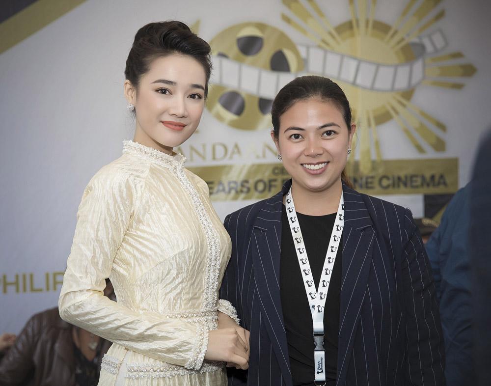 """nha phuong mang ao dai cong tri """"thap sang"""" lhp cannes 2018 - 4"""