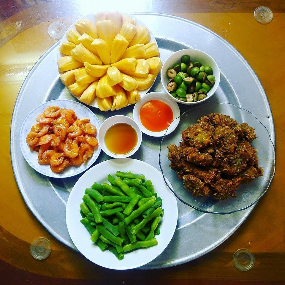 khoe nhung mam com hut nghin like, co giao tieng anh tho the: la do bo day! - 10