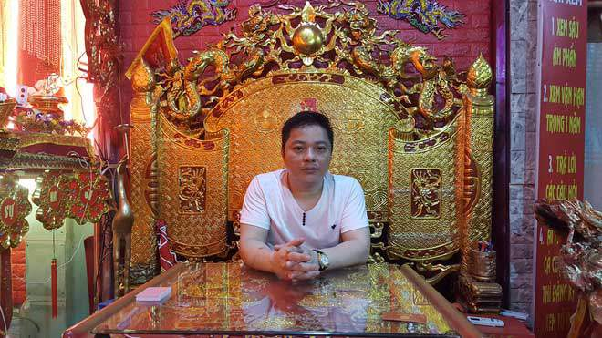 Sự thật về kho báu chứa cả tấn vàng trong hang đá ở Hòa Bình