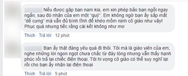 """nam sinh quy goi, khoc loc khi bi co giao thu dien thoai khien dan mang """"cuoi lan, cuoi bo"""" - 3"""