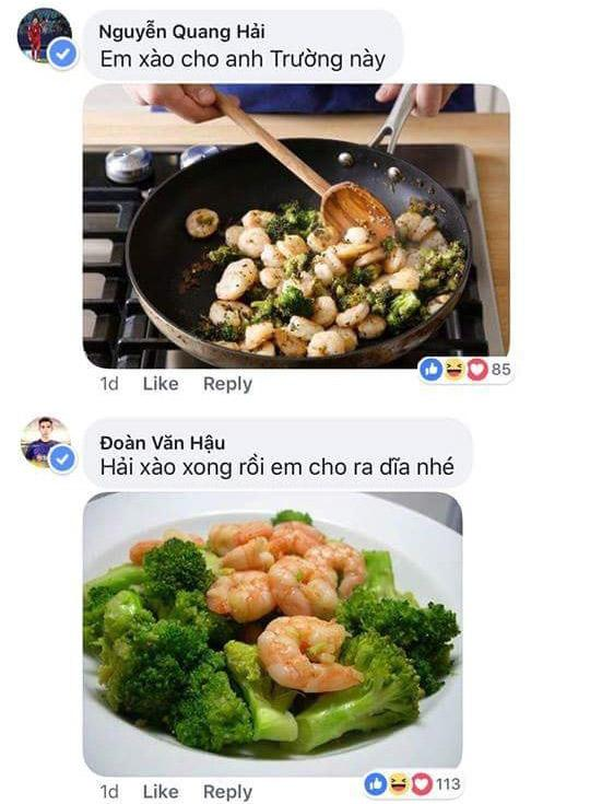 khi xuan truong noi them tom tren facebook, cac cau thu u23 lien dap loi theo cach cuc ba dao - 7