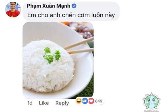 khi xuan truong noi them tom tren facebook, cac cau thu u23 lien dap loi theo cach cuc ba dao - 8