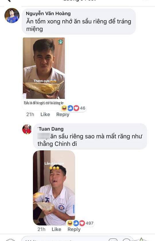 khi xuan truong noi them tom tren facebook, cac cau thu u23 lien dap loi theo cach cuc ba dao - 11