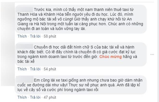 chuyen taxi ky luc het 49 trieu tien cuoc chay mot mach tu an giang-ha noi - 3