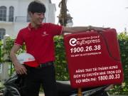 Miễn 100% phí giao hàng tại Hà Nội và Tp.HCM khi cài app CityExpress và nhập mã FREE
