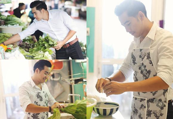 2 sao viet co chong san sang xan tay vao bep: bao dang cay doi lay hanh phuc tran day - 8