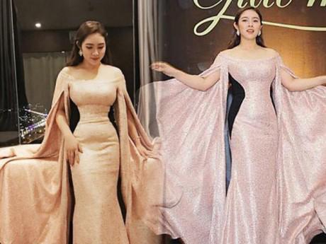 """Các nàng """"eo bánh mì"""" vào mà xem Bảo Trâm Idol chọn váy khoe eo thon thần kỳ"""