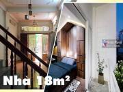 Nhà Sài Gòn cũ kỹ 18m² của vợ chồng trẻ hóa nhà sang nhất phố sau vài tháng cải tạo