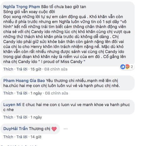 "ca si thu thuy ke thoi gian lam me don than ""gao thet dau don va khong khoc duoc nua"" - 3"