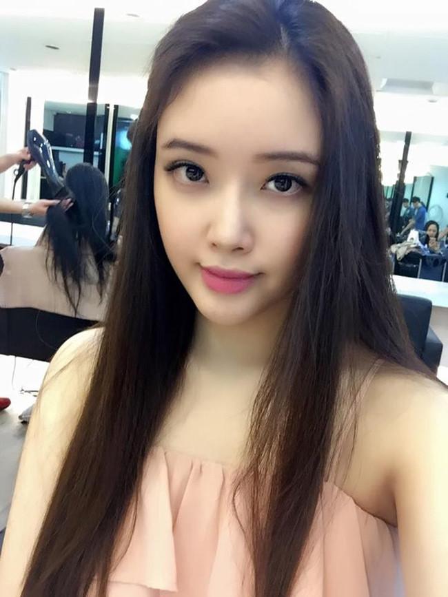 em gai cao 1m78 cua mai phuong thuy duoc khen ngoi xinh hon ca chi gio ra sao? - 8