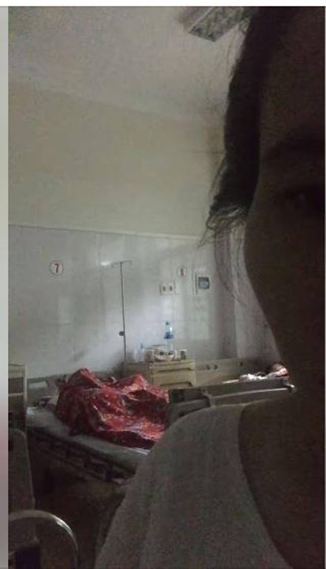 Tin tức 24h: Hình ảnh kinh hoàng từ camera vụ trưởng phòng y tế chém 3 người rồi tự sát - 4