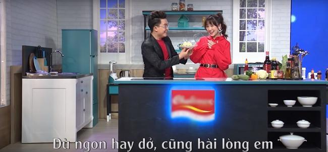 "vang hari won, hoa hau kieu ngan up mo muon thay the dan chi ""cam trich"" chuong trinh - 3"