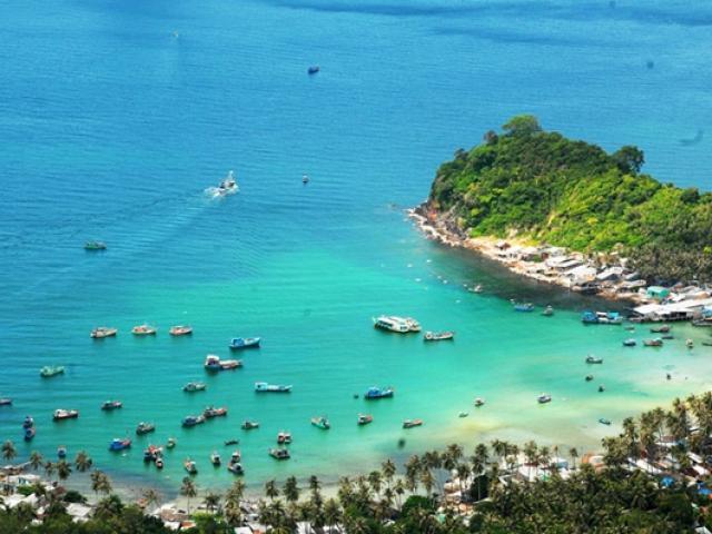 5 điều cần lưu ý nếu bạn bị xiêu lòng trước vẻ đẹp của đảo Nam Du