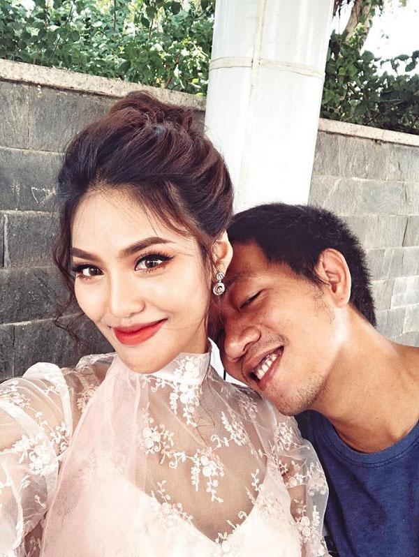 hanh trinh thay doi nhan sac 3 co dau hoa khoi, a hau sap len xe hoa cuoi nam 2018 - 1