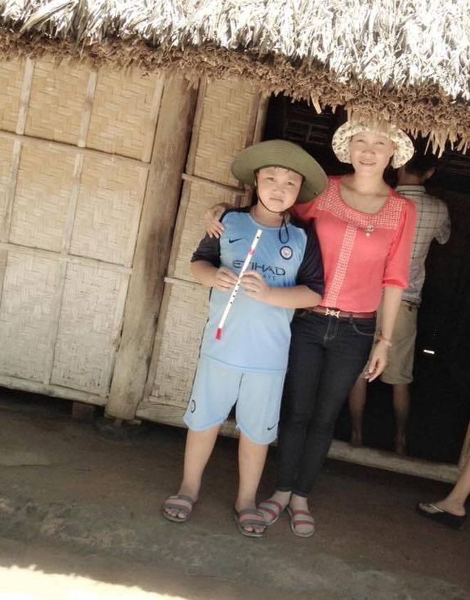 "me don than mac ung thu ac tinh: ""dieu toi tran tro truoc khi chet chinh la...con trai"" - 3"