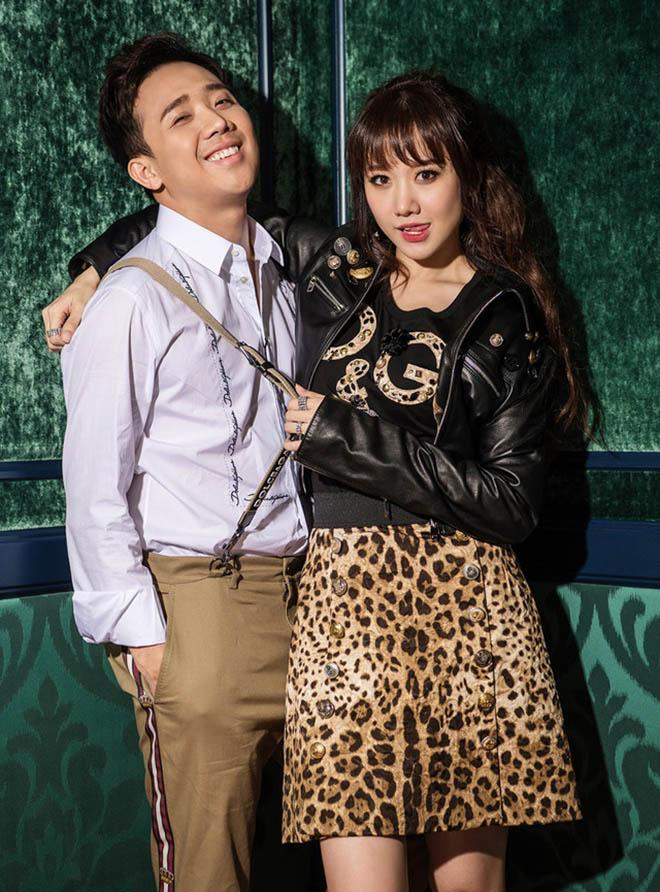 """hot: truong giang bat ngo """"noi ho"""" viec tran thanh va hari won chuan bi co em be? - 2"""