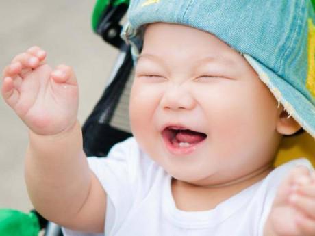 Trẻ mấy tháng mọc răng?