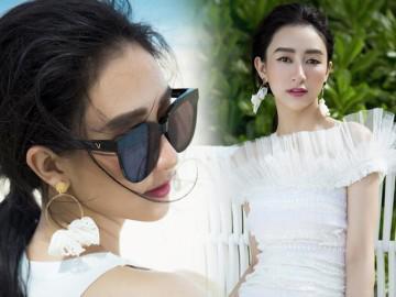 """Á hậu Hà Thu - Mỹ nhân tuổi 26 sạch scandal, nỗ lực xóa """"nhạt"""" bằng hàng loạt dấu ấn"""