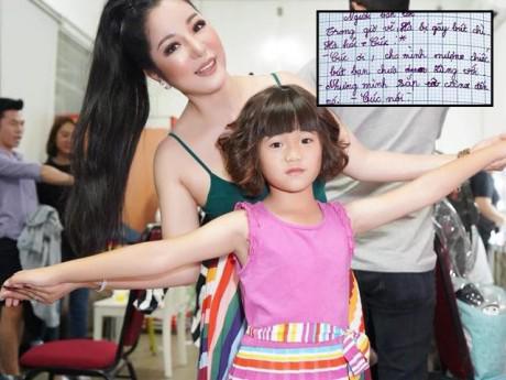 Thúy Nga hoảng sợ vì con gái đọc thông viết thạo tiếng Việt, lý do khiến ai cũng ngã ngửa