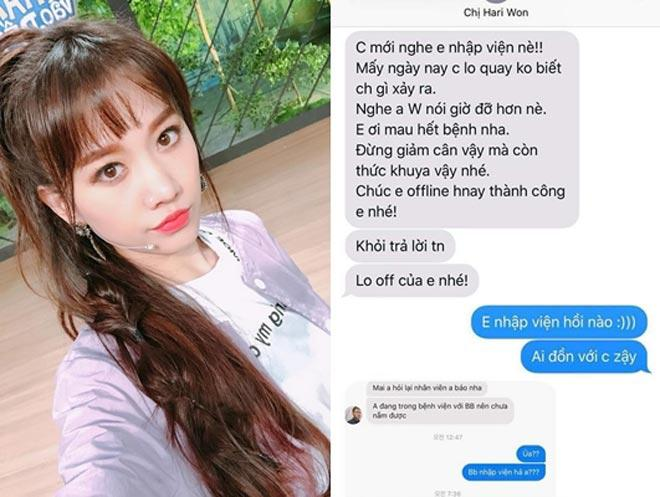 sao viet 24h: tran thanh guc nga truoc kha nang dich tin nhan cua hari won - 1