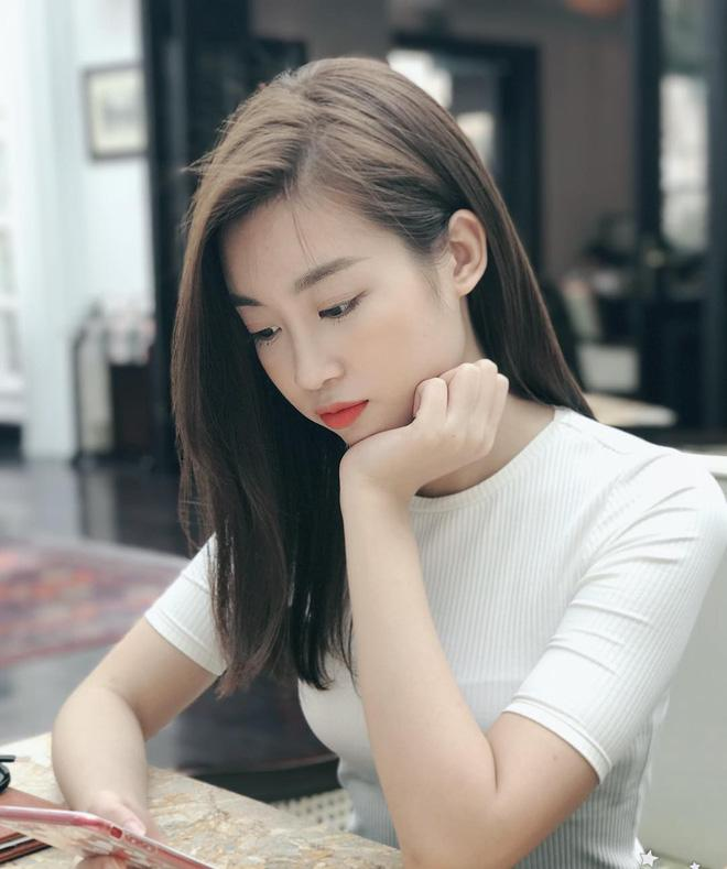 "khong can nguc khung mong cong, hh do my linh van ""an diem"" nho nuoc da trang nhu tuyet - 6"
