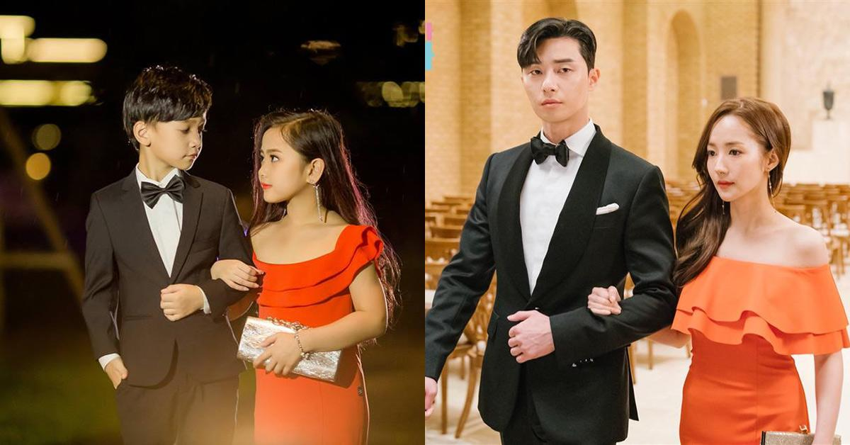 "cap doi thu ky kim phien ban nhi khien dan mang ""dien dao"" vi yeu hon ban goc - 3"