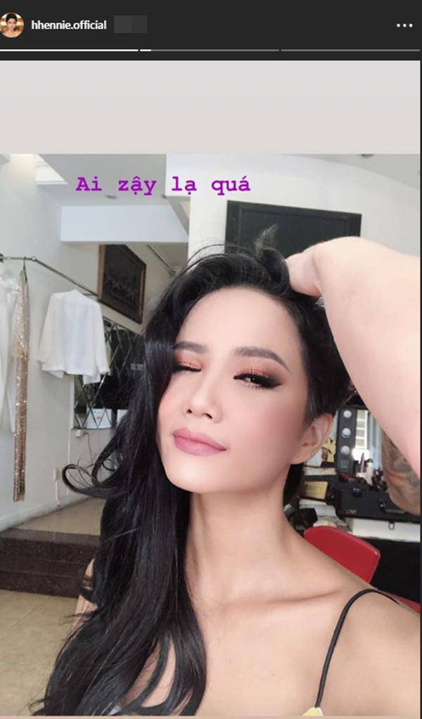"khong phai h'hen nie, pham huong hay hoa minzy, ha ho moi la ""trum cuoi"" gay bao voi toc moi - 2"