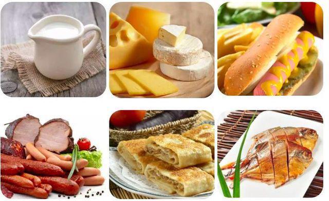 Một số thực phẩm phụ nữ có thai cần tránh