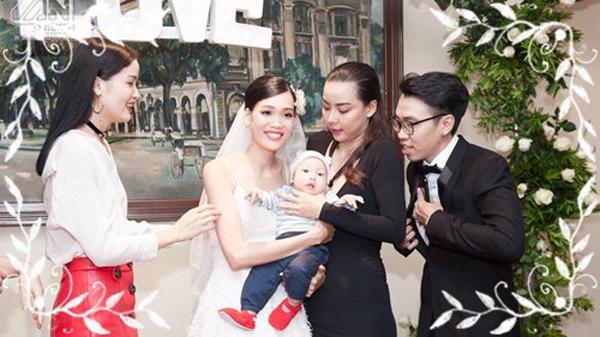 """3 chan dai viet mang bau """"kin nhu bung"""", den khi khoe anh con dan tinh moi """"nga ngua"""" - 4"""