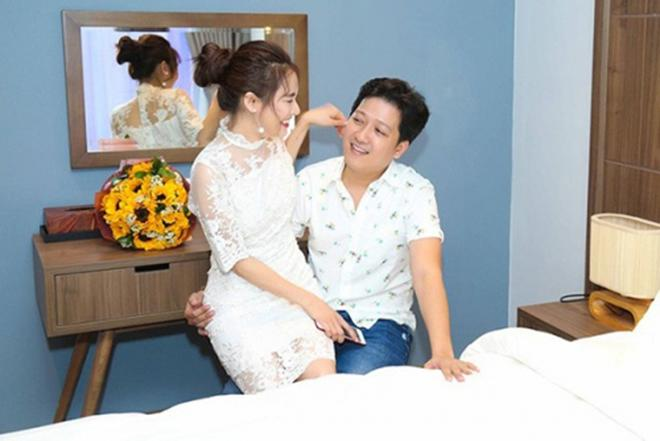 """truong giang tung nhieu lan """"dat van de"""" truoc khi chinh thuc hoi cuoi duoc nha phuong - 9"""