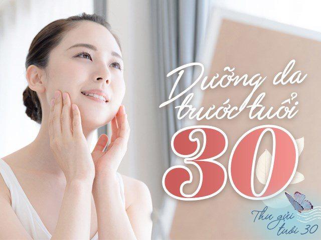Nếu biết cách chăm sóc tốt hơn, làn da tuổi 30 đã không chịu nhiều tổn thương đến vậy